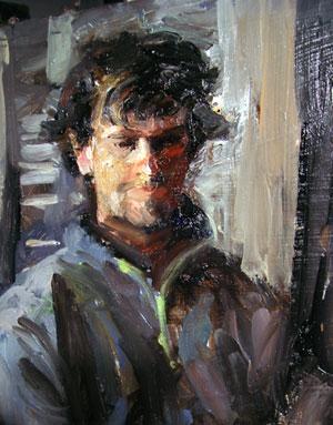 Portrait réalisé par Manuel Léonardi